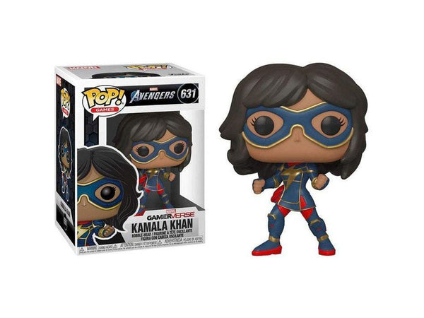 Avengers Game: Kamala Khan (Stark Tech Suit) Pop - [barcode] - Dragons Trading