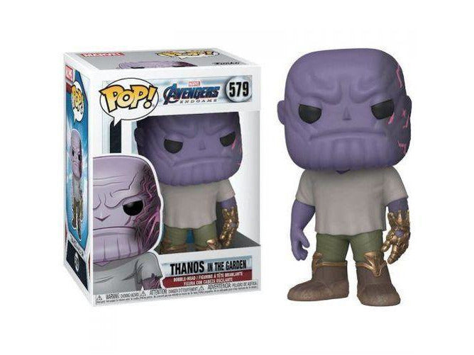 Marvel: Avengers Endgame - Casual Thanos with Gauntlet - [barcode] - Dragons Trading