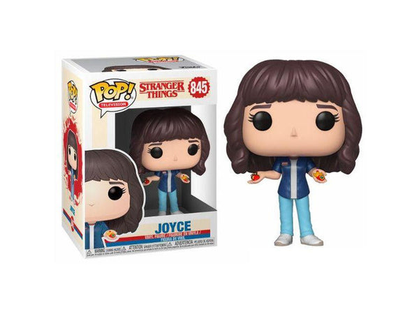 Funko POP! Television: Stranger Things - Joyce (Blue Jacket) - [barcode] - Dragons Trading