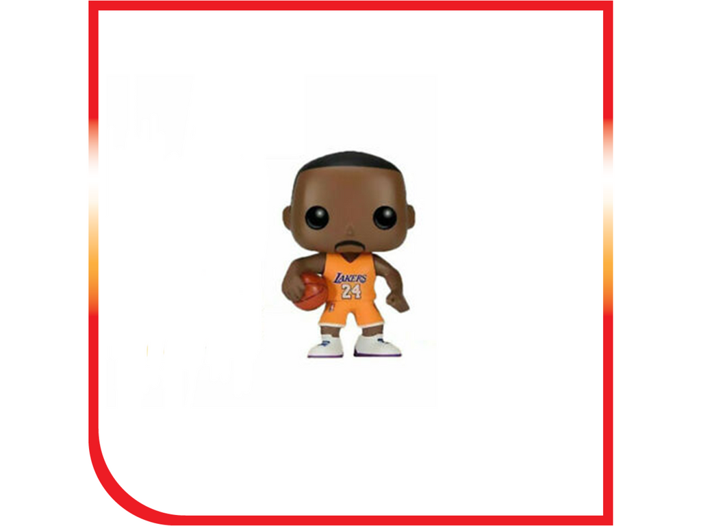 Funko Pop Sports: Kobe Bryant #24 Yellow Jersey (No Armband) (Vaulted) - [barcode] - Dragons Trading