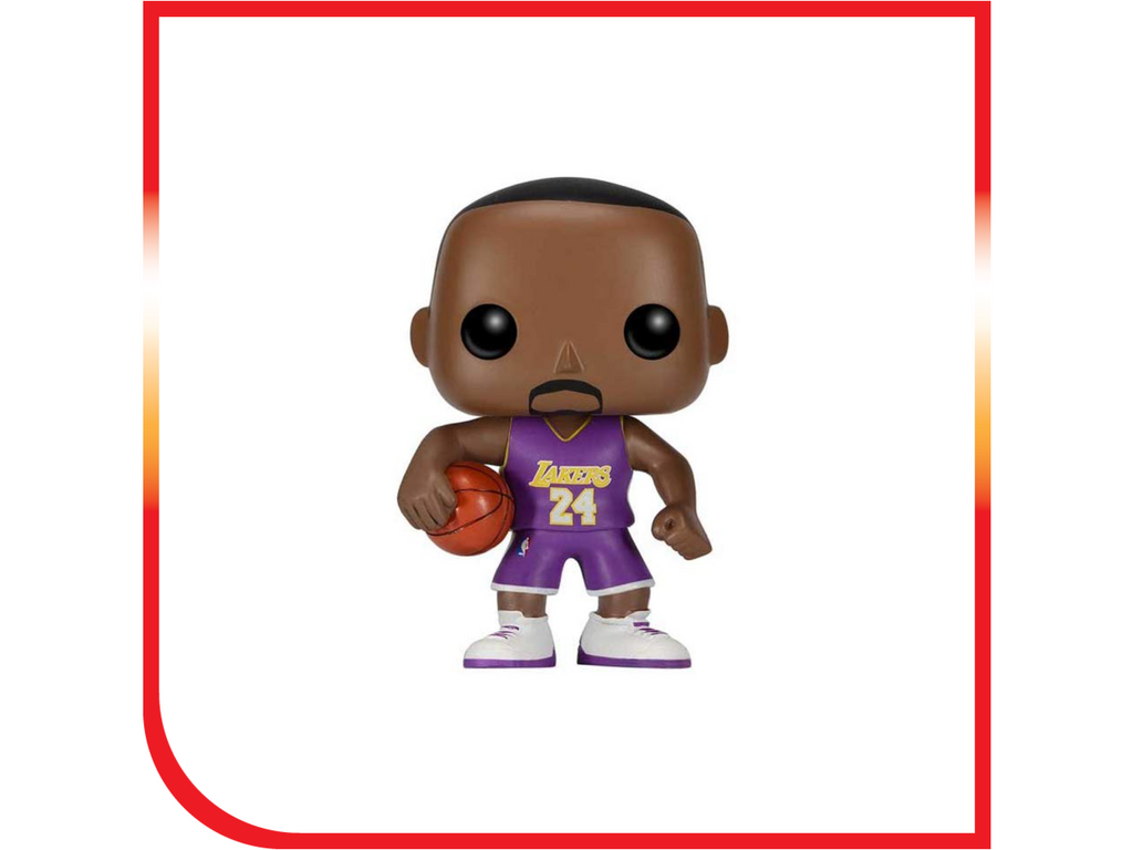 Funko Pop Sports: Kobe Bryant #24 Purple Jersey (Vaulted) - [barcode] - Dragons Trading
