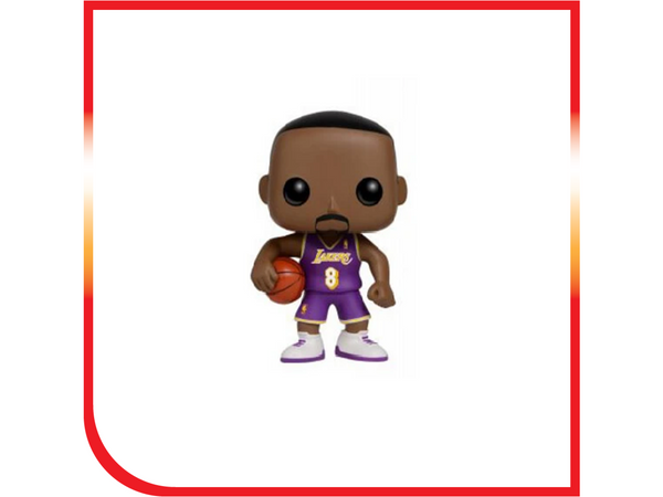 Funko Pop Sports: Kobe Bryant #8 Purple Jersey - Dragons Trading