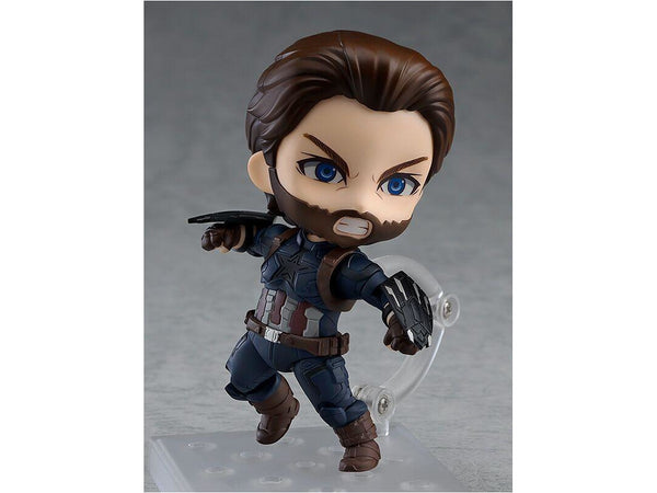 Nendoroid Captain America: Infinity Edition DX Ver. - [barcode] - Dragons Trading