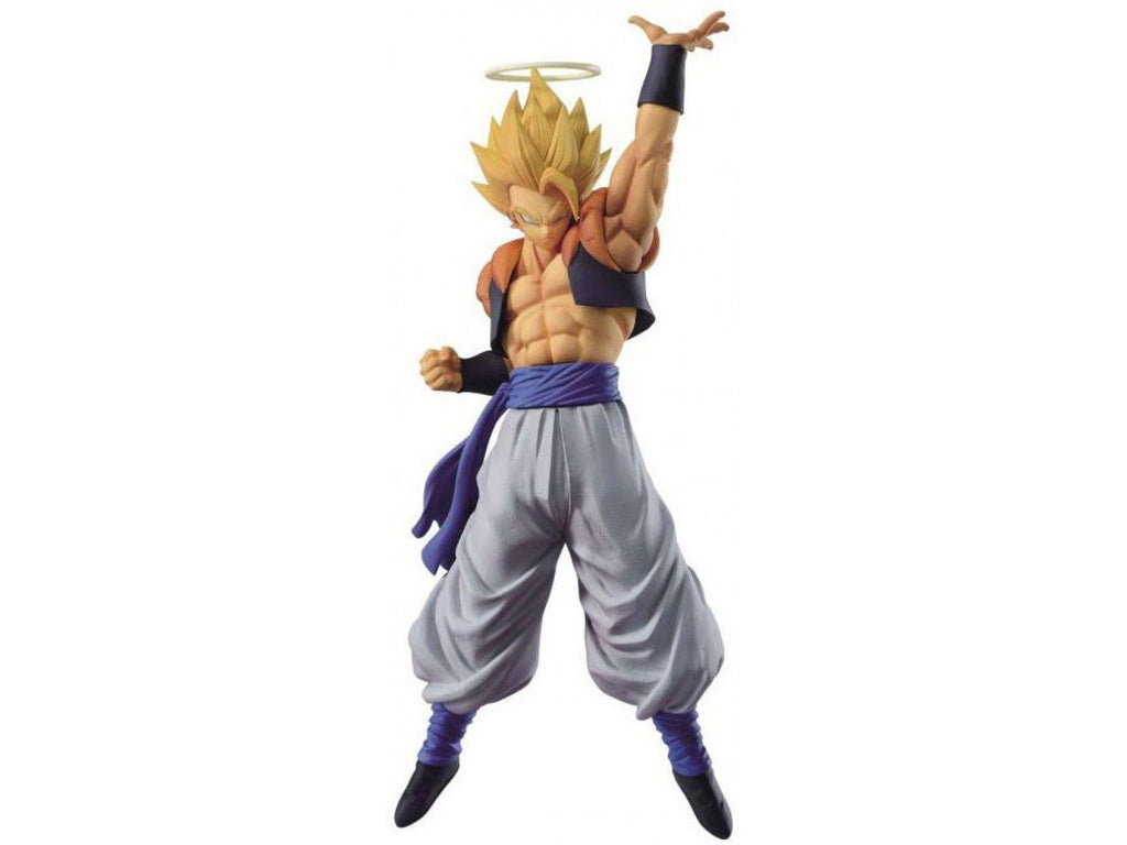 Dragon Ball Legends Collab Gogeta Figure - [barcode] - Dragons Trading