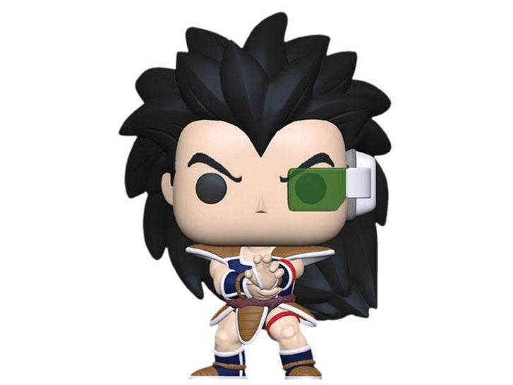 Funko Pop! Animation: Dragon Ball Z S6- Raditz - [barcode] - Dragons Trading