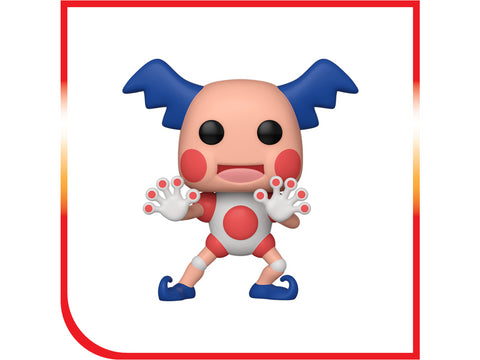 Preorder Pop! Games: Pokémon Mr. Mime