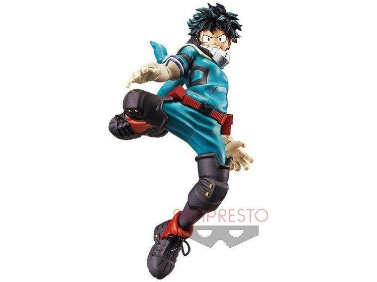 My Hero Academia King of Artist Izuku Midoriya Figure - [barcode] - Dragons Trading