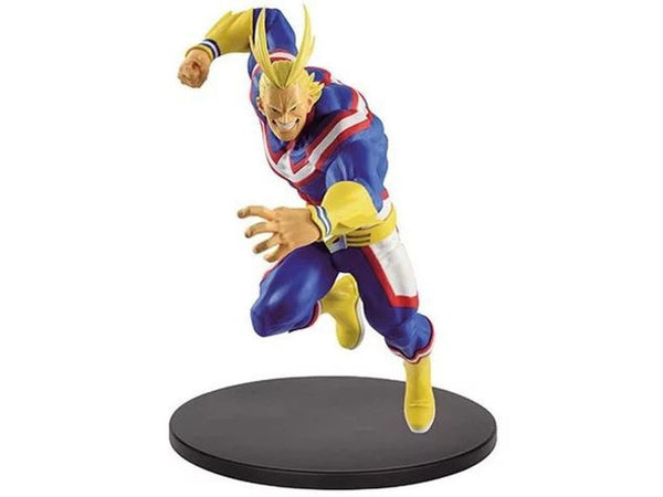 My Hero Academia - The Amazing Heroes vol.5 - All Might Figure - [barcode] - Dragons Trading