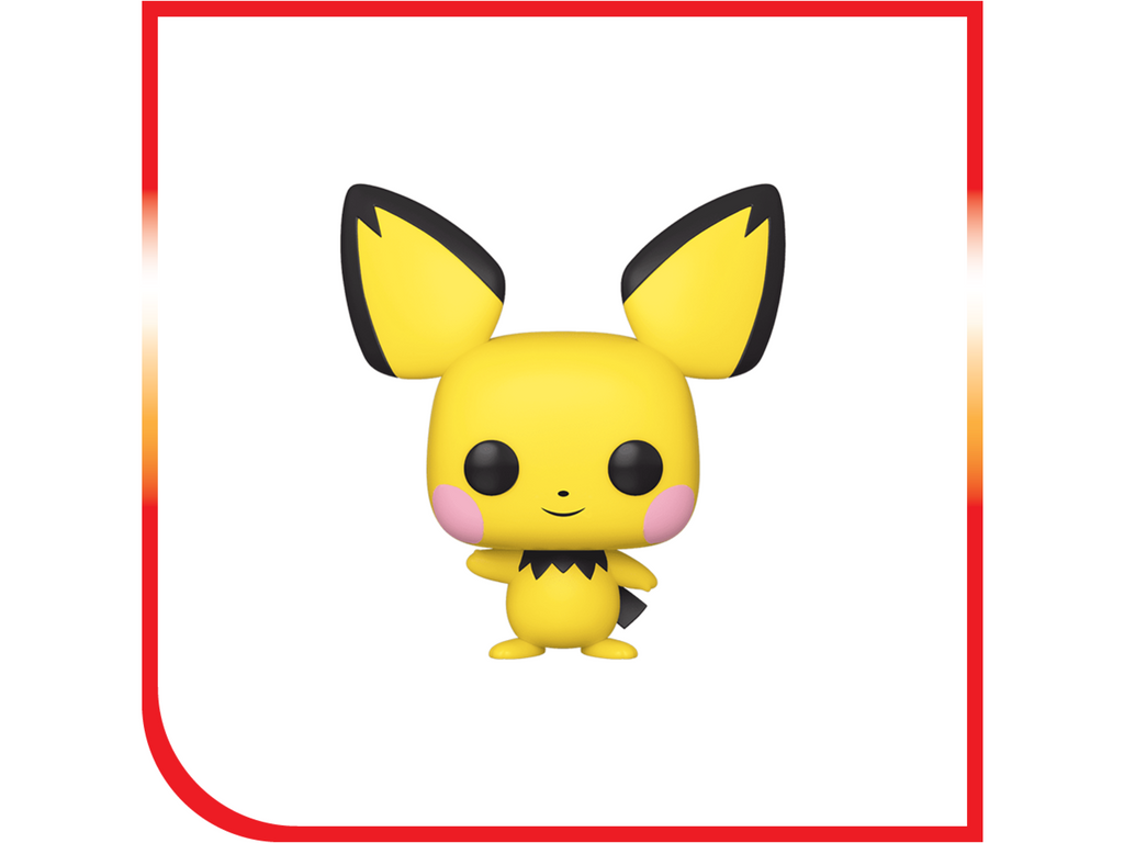 Pokemon: Pichu Pop - [barcode] - Dragons Trading
