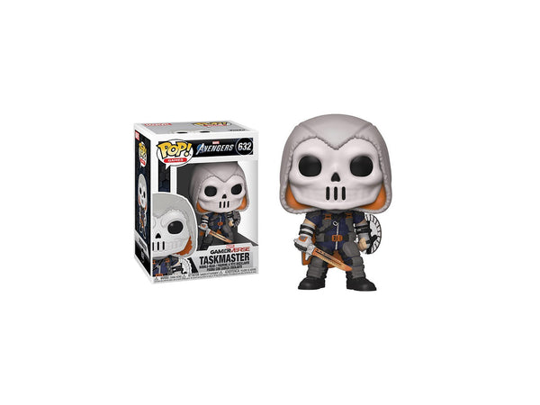 Avengers Game: Taskmaster Pop - [barcode] - Dragons Trading