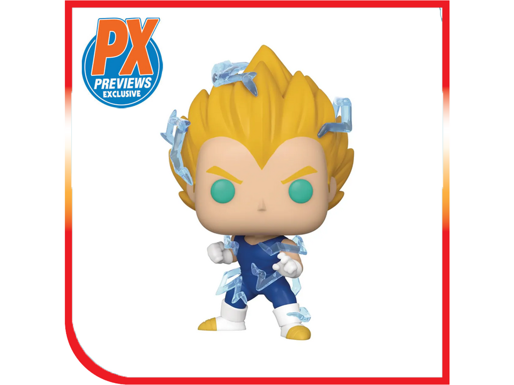 Funko Pop: SS2 Vegeta PX Exclusive - [barcode] - Dragons Trading