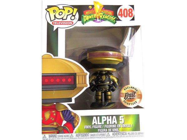 Funko Pop! Alpha 5 (Black & Gold) Vinyl Figure - [barcode] - Dragons Trading
