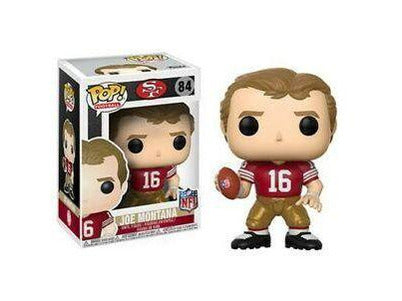 [Preorder] NFL Legends: 49ers - Joe Montana POP Figure - [barcode] - Dragons Trading