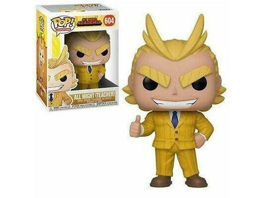 My Hero Academia - Teacher All Might - [barcode] - Dragons Trading