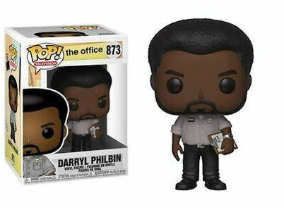 Funko POP! The Office: Darryl Philbin, Multicolor - [barcode] - Dragons Trading