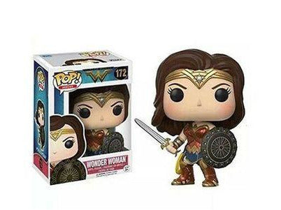[Preorder] Wonder Woman Movie: Wonder Woman POP Vinyl Figure - [barcode] - Dragons Trading