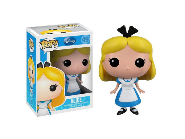 [Preorder] Disney: Alice POP Vinyl Figure (Alice in Wonderland) - [barcode] - Dragons Trading