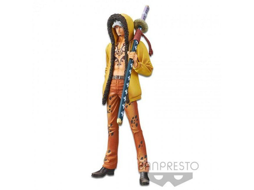 One Piece Stampede Movie - The Grandline Men vol.5 DXF Figure - [barcode] - Dragons Trading