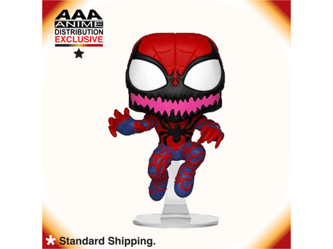 AAA Anime Exclusive Funko Pop: Marvel Spider Carnage