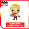 AAA Anime Exclusive: Naruto (Hokage) Common - [barcode] - Dragons Trading