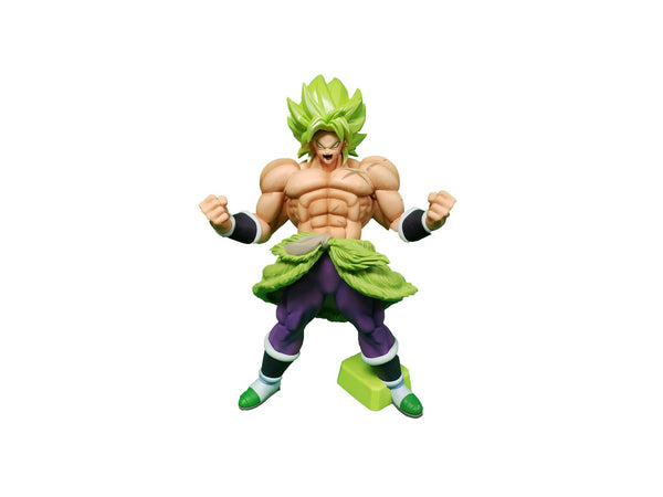 Dragon Ball Z Cyokoku Buyuden Collection Super Saiyan Broly Full Power 9.1-Inch Collectible PVC Figure - [barcode] - Dragons Trading