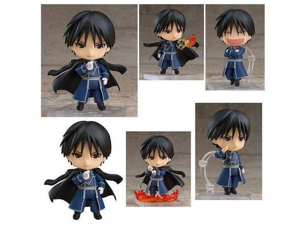 [Preorder] Nendoroid: FullMetal Alchemist - Roy Mustang Action Figure - [barcode] - Dragons Trading