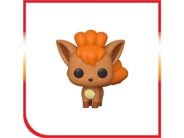 Preorder Pop! Games: Pokémon Vulpix - Dragons Trading