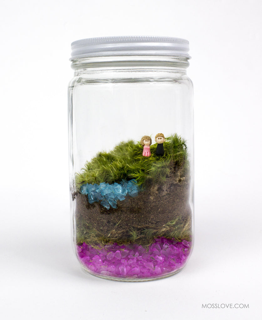 Terrarium // Dirty Dancing Inspired