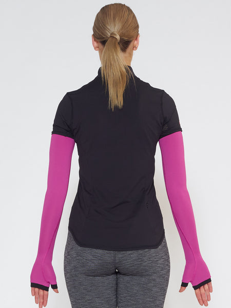 MUV Sportswear_SCORCH Full-Arm GLUV_Colour Wild Purple_UV Protecting Sportswear
