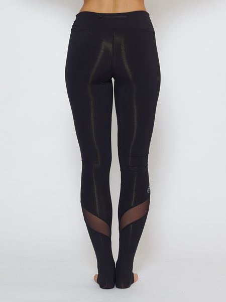 MUV Sportswear_GALE Full-Length Legging_Colour Black_UV Protecting Sportswear