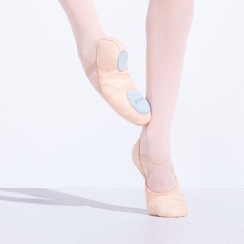 Juliet II Canvas Ballet Shoe
