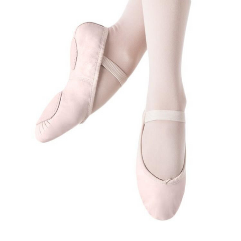 Bloch Prolite II Leather Ballet Shoe Child