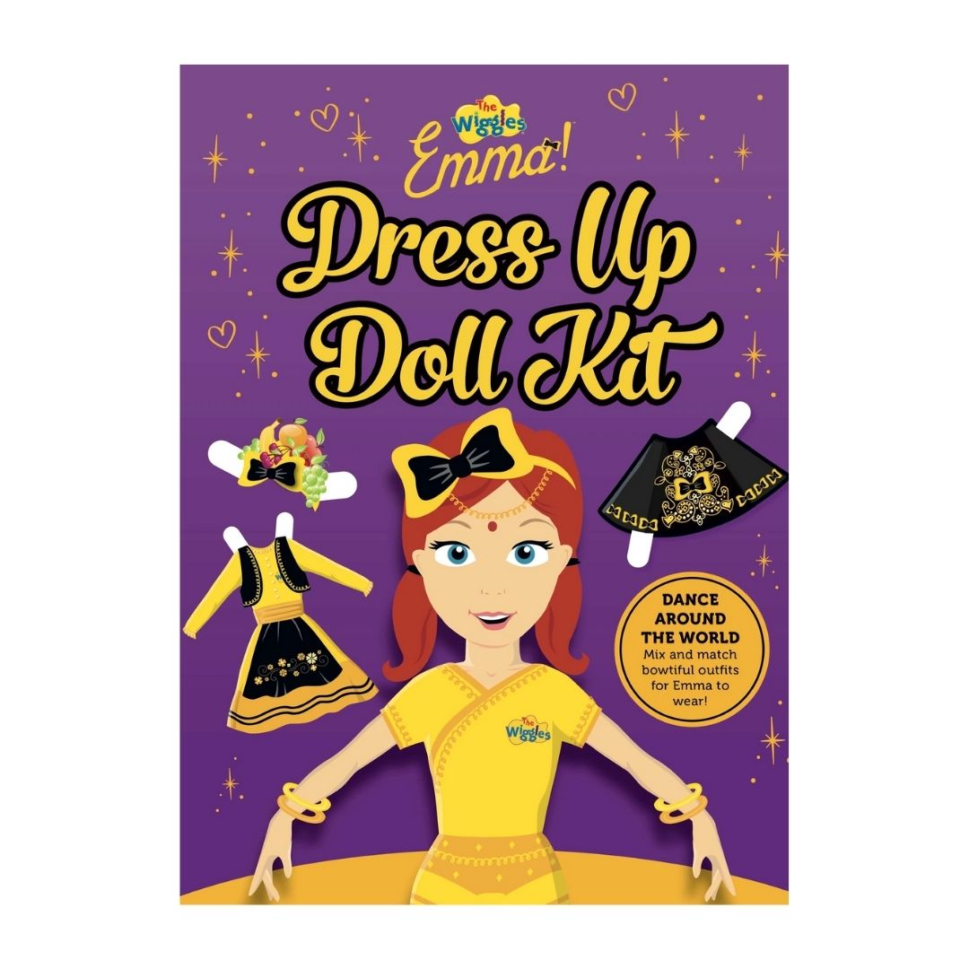 The Wiggles: Emma! Dance Around the World Dress Up Kit
