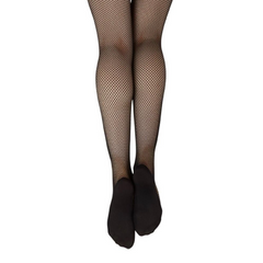 Professional Fishnet Seamless Footed Tight