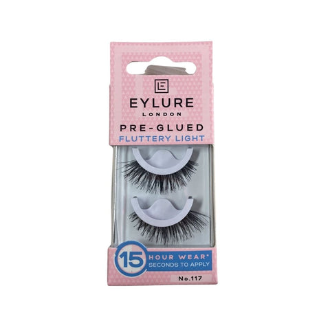 Eylure Pre Glued Texture Lashes