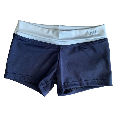 PW Fold Over Hot Pant