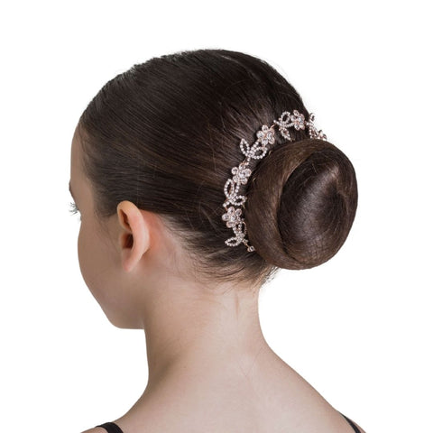 Floral Sparkle Hairpiece