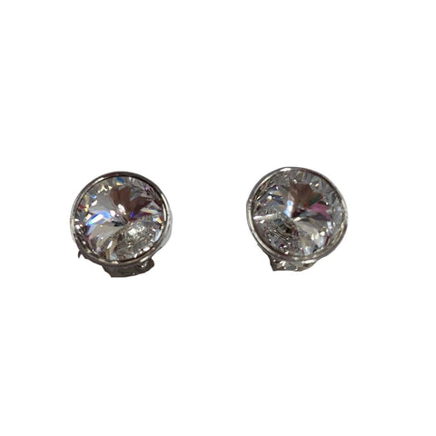 Swarovski Crystal Clip On Earrings