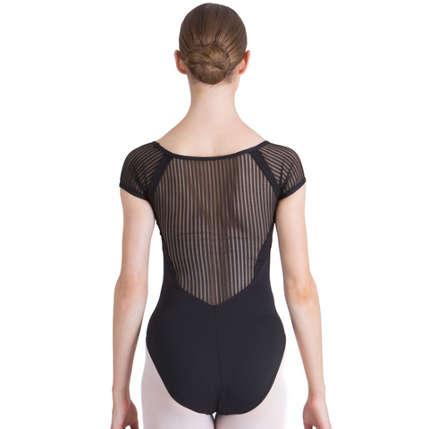 Tessa Cap Sleeve Leotard Child