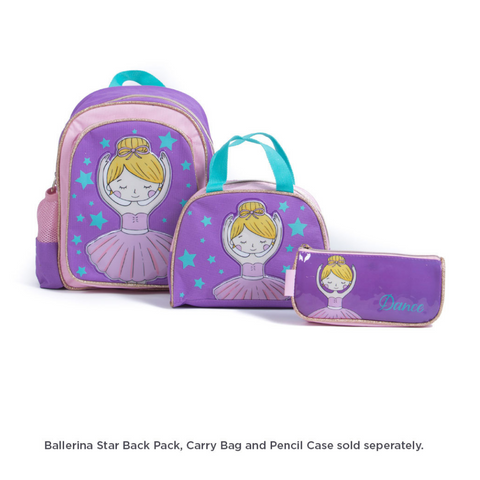 Ballerina Star Pencil Case