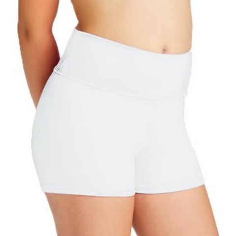 Capezio High Waisted Short Child