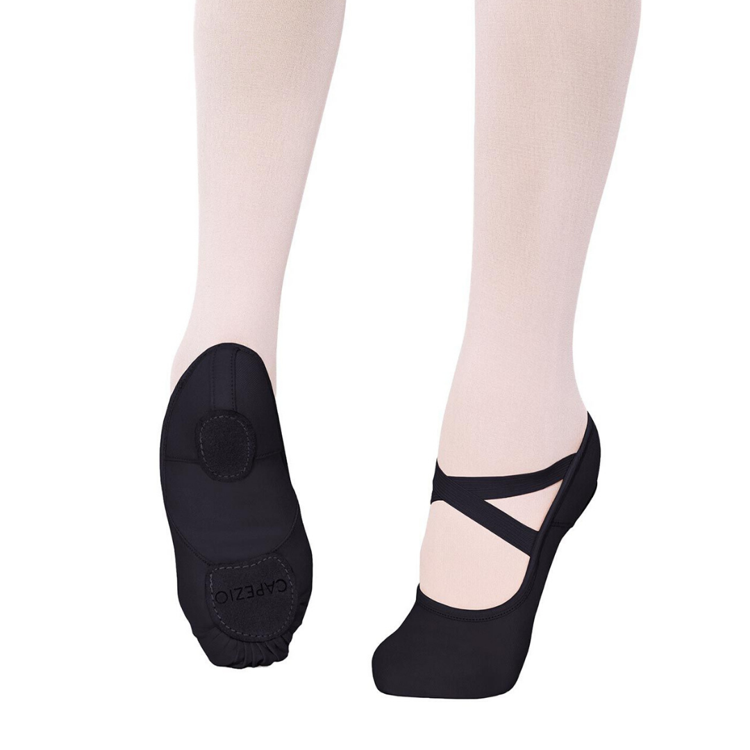 Hanami Stretch Canvas Ballet Shoe