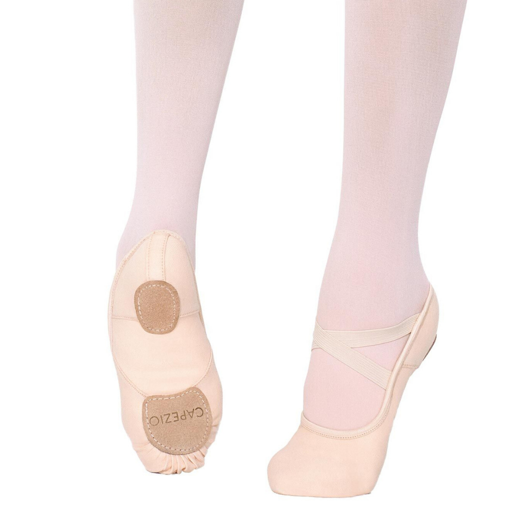 Hanami Stretch Canvas Ballet Shoe Child