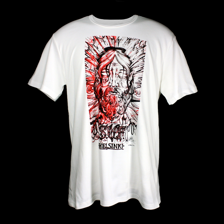 Vetehinen T-Shirt White