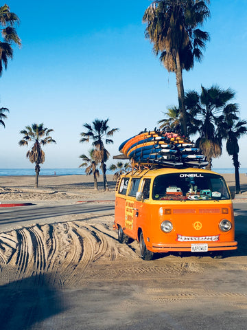 California Surfin