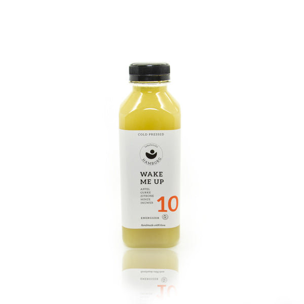 lebeleicht Hamburg Cold Pressed Juice Wake me up 10