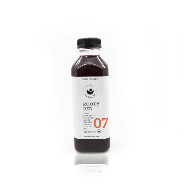 lebeleicht Hamburg Cold Pressed Juice Rooty Red 07