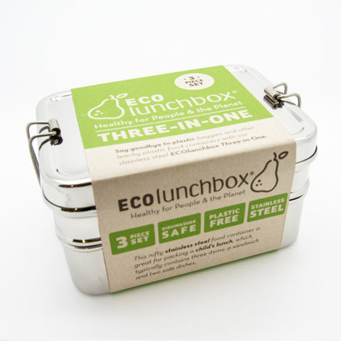 ECO Lunchbox 3 in one