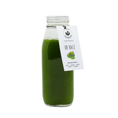 Oh Kale cold pressed Juice lebeleicht Hamburg