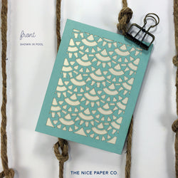 Mermaid Lace - Note Card - The Nice Paper Co.